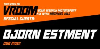 Vroom – Your Motorsport Fix, Episode 23 – Bjorn Estment, Liam Macdonald