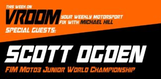 Vroom – Your Motorsport Fix, Episode 25 – Scott Ogden, Troy Alberto