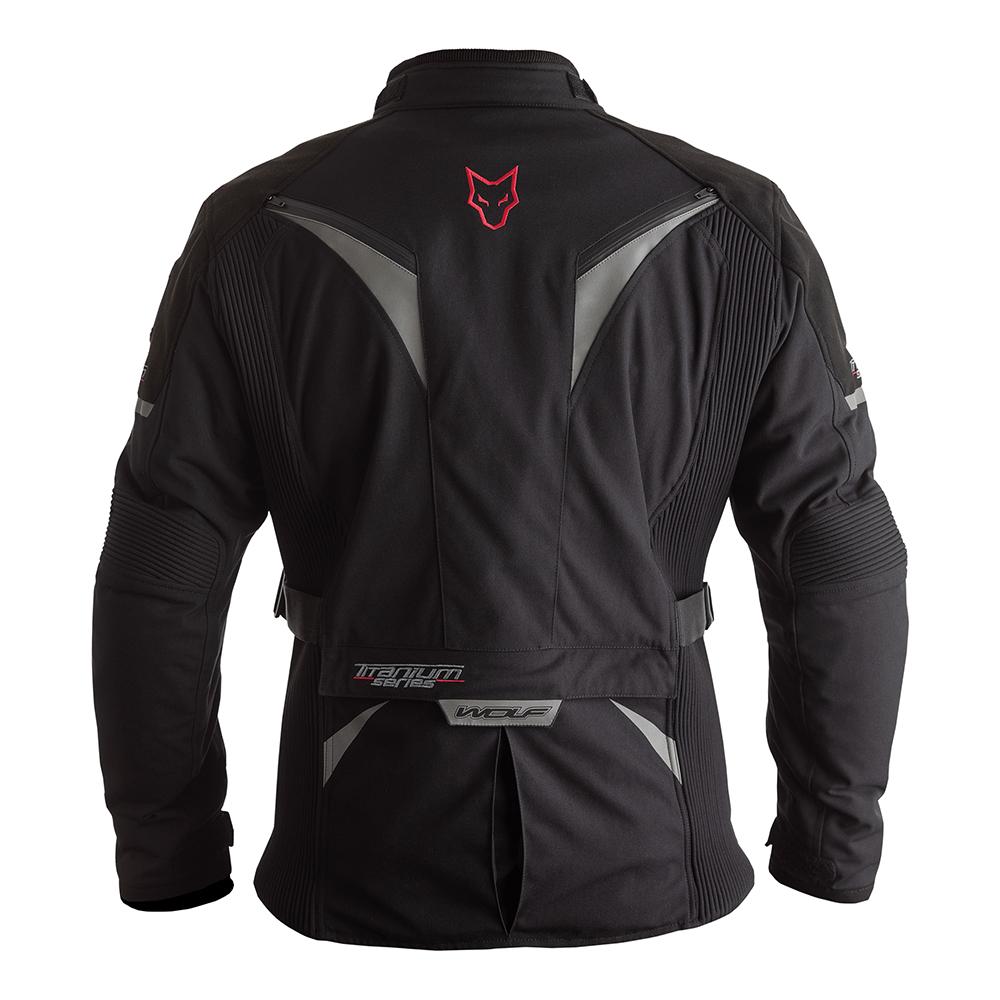 Wolf Titanium Outlast Textile Jacket