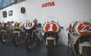 Tour The Team Classic Suzuki Workshop