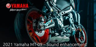 Mt-09 – A Full Step In The Exhaust System Tuning Process