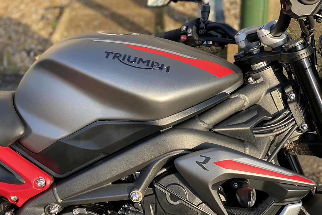 Triumph Street Triple R Review