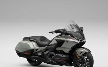2021 Honda Gl1800 Gold Wing