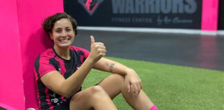 Ana Carrasco's Recovery Nearly Complete