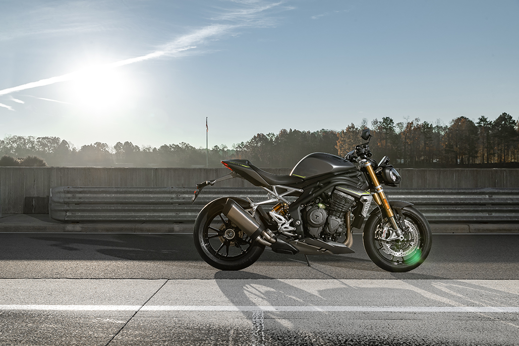 All New Triumph Speed Triple 1200 Rs