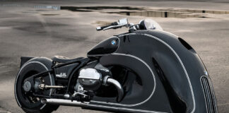 Bmw Motorrad Presents New R 18 Custom Bike