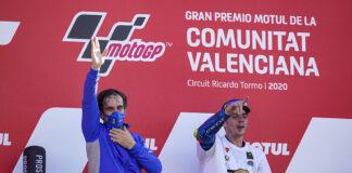 Davide Brivio And Team Suzuki Ecstar Part Ways