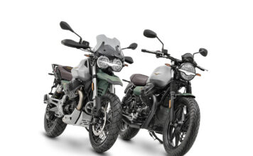 Moto Guzzi Celebrates 100th Anniversary With A Limited Edition 'centenario' Livery