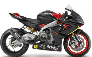 Aprilia Racing And Sprint Filter For The Rs660 Trophy