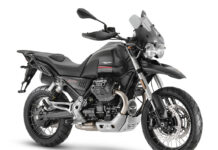 New Moto Guzzi V85 Tt And Moto Guzzi V85 Tt Travel