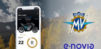 Mv Agusta And E-novia Together For A Tech-driven Riding Experience