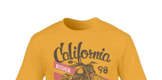New Biker Products Added To Biker T-shirt Shop – California Rider