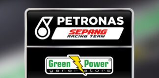 Petronas Sepang Racing Team Joined By Green Power Generators