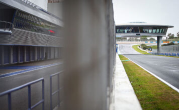 Rain Disrupts Opening Day Of Worldsbk Jerez Test