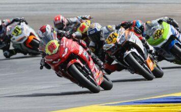 Sportbike Track Gear To Sponsor Motoamerica Junior Cup Series