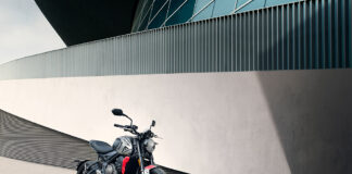 Triumph Motorcycles Donate A New Trident 660 To The National Motorcycle Museum's Raffle