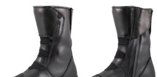Ixs Women's Boot Tour Comfort-high