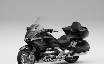 Honda Completes Its 2021 Model Line-up With Updates To  Gl1800 Gold Wing And Gold Wing Tour