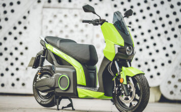 Silence Please! New 'e-moto' Scooter Joins Uk Electric Revolution