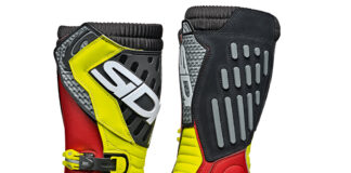 A New Color Variant For The Sidi Trial Zero.2