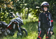 Ducati Smart Jacket: The Vest Equipped With An Airbag For The Safety Of Every Motorcyclist