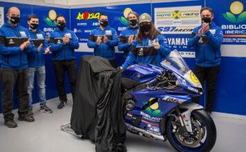 Biblion Motoxracing Yamaha Confirms Maria Herrera For Worldssp Campaign