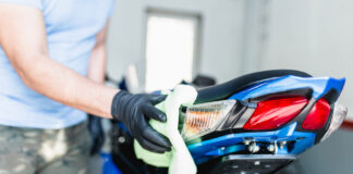 How To Sanitize Your Motorcycle And Gear