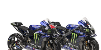 Monster Energy Yamaha Motogp Are #inittowinit In 2021