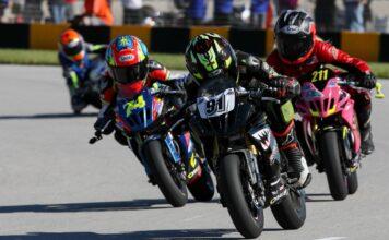 Motul Returns As Presenting Sponsor Of Motoamerica Mini Cup