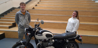 Triumph Motorcycles And Wmg Academies Secure New Educational Partnership