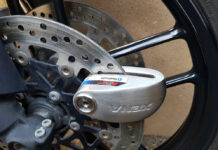 New Xena Bluetooth Controlled Alarmed Disc-lock