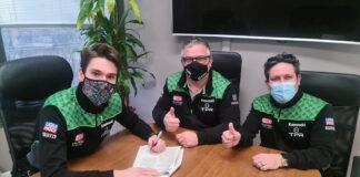 Samuele Cavalieri Confirmed: Two Rider Worldsbk Team In 2021 For Pedercini Racing