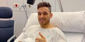 Successful Surgery For Niccolò Canepa After Valencia Testing Crash