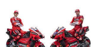 The 2021 Ducati Lenovo Team Presented Online