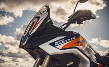 The All-new Ktm 1290 Super Adventure R Allows For Limitless Travel Possibilities