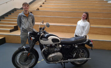 Triumph Motorcycles and WMG Academies secure new educational partnership 01