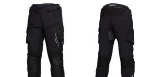 iXS Product Presentation Tour Pants Shape ST 01