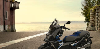Bmw Motorrad Presents The New Bmw C 400 X And C 400 Gt.