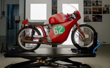 Blast From The Past, Mv Agusta Acquires Rare Racing Model