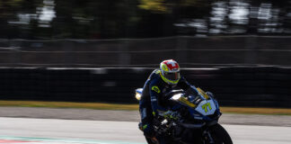 Aegerter Quickest On Day Two With Last-ditch Lap In Afternoon Session