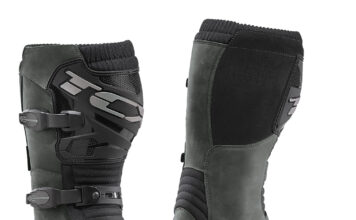 All-new Off-road Styles And Colours From Tcx Boots
