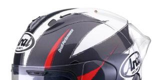Arai Rx-7v Race Fim – Sign Grey