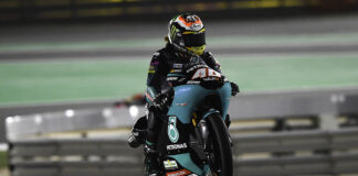 Binder Blitzes Moto3™ Pole Record To Take First Honours Of 2021