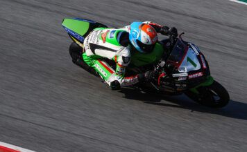 Buis Ends Second Day Of Worldssp300 Catalunya Test Fastest
