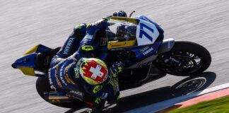 Clean Sweep For Aegerter On First Day Of Catalunya Test As He Edges Out Returning Caricasulo