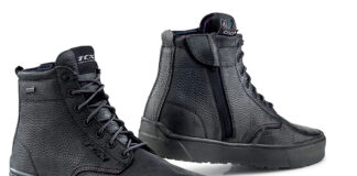 Dartwood: New Leather Boots From Tcx