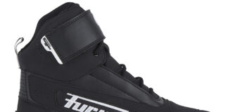 New Boots From Furygan – 'these Boots Are Made For Riding'…