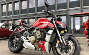 Ducati Streetfighter V4 Review