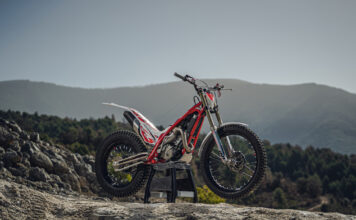 Gasgas 2022 Trial Bikes Are Here