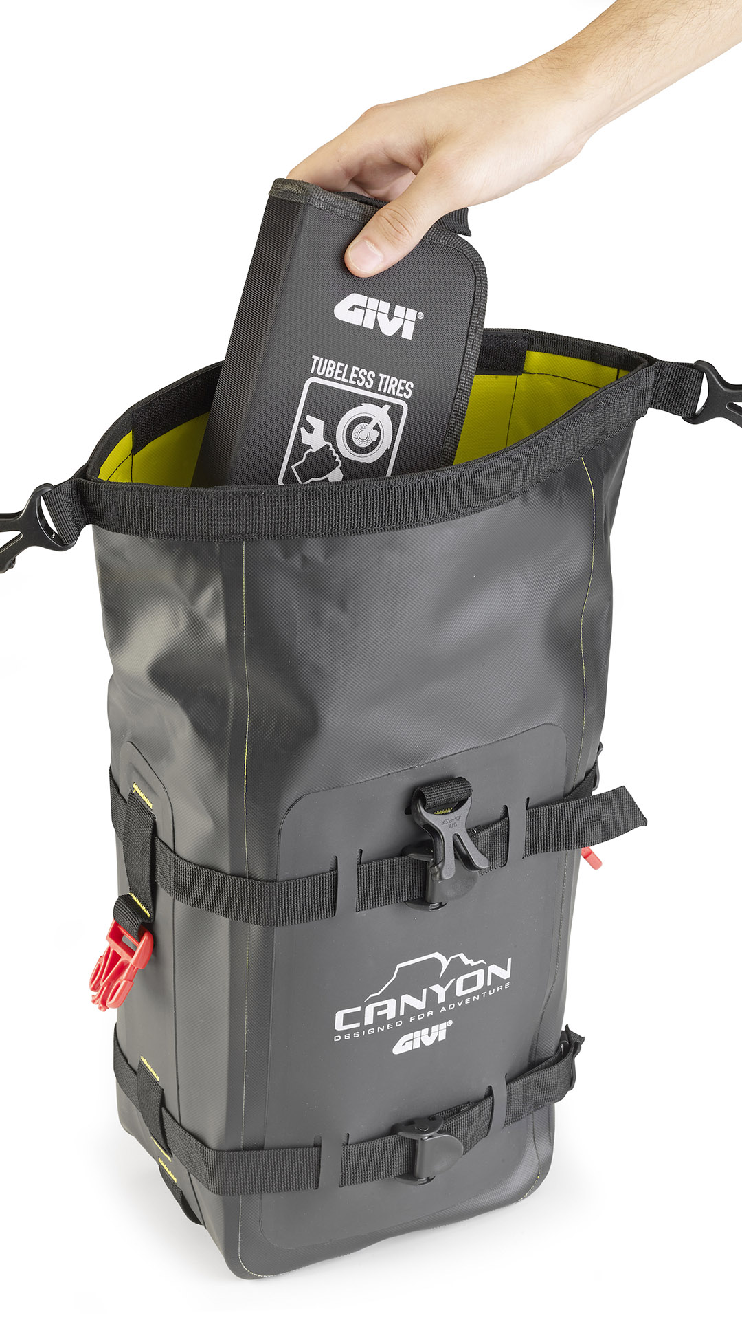 Innovative Solutions For Carrying Motorcycle Luggage
